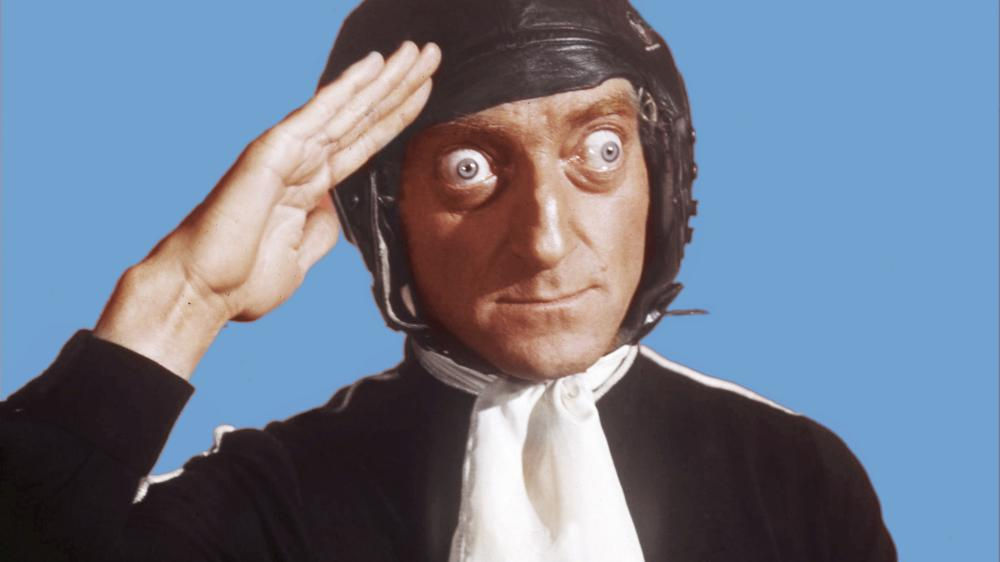 marty feldman comedy machine